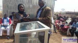 Photos: Muslim Woman Donates 50 Bibles To Church In Kaduna